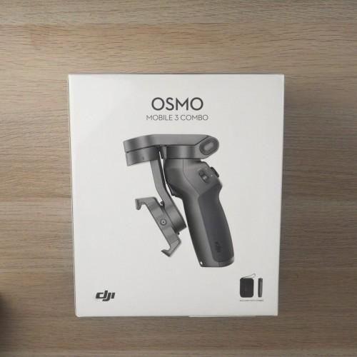 Rozbalenie stabilizátora DJI Osmo Mobile 3 Combo